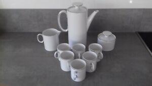 9 piece Thomas coffee set