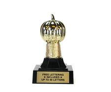Jack-O-Lantern Trophy- Halloween- Pumpkin- Scary- Desktop Series- Free Lettering