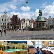3 Tage Kurzreise Ostsee 4★ Wyndham Garden Wismar Städtereise