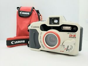 [TOP MINT w/Case+Strap] Canon Autoboy D5 Panorama Underwater Camera JAPAN #139