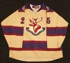Michael McCarron Game Worn St. John's IceCaps Newfoundland Regiment Jersey