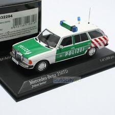 MINICHAMPS MERCEDES-BENZ 250 TD (S123) 'AUTOBAHNPOLIZEI BERLIN' 430032294
