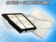AIR FILTER CABIN FILTER COMBO FOR 2009 2010 2011 HYUNDAI GENESIS SEDAN 3.8L ONLY