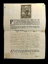 1678 BAPTISM CERTIFICATE