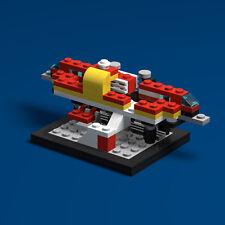 LEGO 60th Anniversary 6399 Airport Shuttle PDF Instructions LDD Files