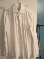 Reiss Cotton Patternless Slim Casual Shirts & Tops for Men