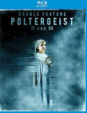 BLU-RAY Poltergeist II / Poltergeist III (Blu-Ray, 2-Disc Set) NEW