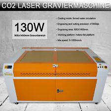 130w Laser Co2 Laser Engraving Cutting Machine Cutter 35x55 Ruida Usb Port