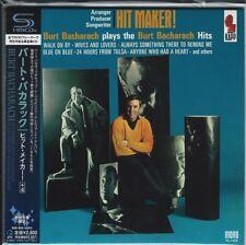 BURT BACHARACH JAPAN MINI HIT MAKER SHM CD