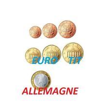 SERIE  7  PIECES   ALLEMAGNE   2007  /    70  000 EX    /    2007     disponible