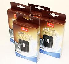 4 PACKS Melitta Anti Calc Espresso Machines ,2 x 40g sachets, MEL6545499