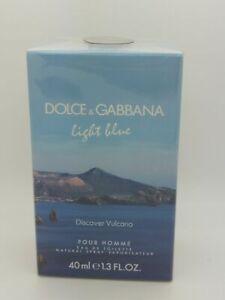 Dolce & Gabbana - Light Blue - Discover Vulcano - Eau de Toilette, 40ml