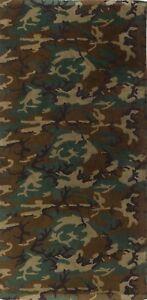 "Camo Beach Towel 30"" x 60"" Woodland Camouflage Army Military Green"