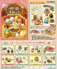 Re-Ment Miniature Sumikko Gurashi Cafe Full Set 8 pieces Rement RARE