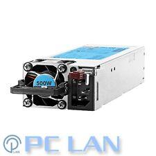 HP Flex Slot Platinum Hot Plug 500W Power Supply Kit - 720478B21