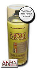 Army Painter Anti Shine Matt Varnish Aerosol Spray CP3003