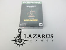 Warhammer 40k Astra Militarum Imperial Guard - Limited Edition Catachan Colonel