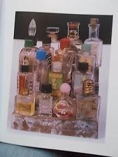 Commercial Fragrance Bottles Book Vintage Glass Perfume