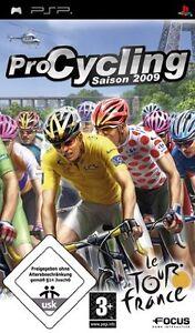 Pro cycling - Tour de France 2009 [import allemand] [JEU] PSP - UMD - NEUF