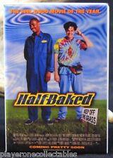 Half Baked Movie Poster - Fridge / Locker Magnet. Dave Chappelle Weed Cannabis