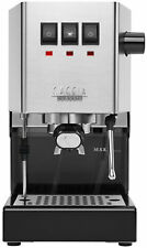 NEW Gaggia New Classic Pro Stainless Steel Coffee Machine 886938003530