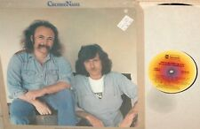 CROSBY/NASH : Whistling down the wire *ABC USA ORG*1976*FOLK ROCK *IN SHRINK