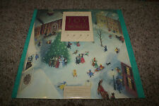 JOY TO THE WORLD (1988) NM+ IN OPEN SHRINK HALLMARK LP w/Domingo/Mitchell OOP