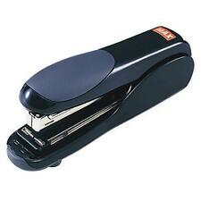Max Flat Clinch Black Standard Stapler With 30 Sheet Capacity Hd 50dfbk