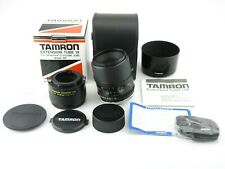 Für Contax / Yashica Tamron SP 90mm 1:2.5 Objektiv lens + Extension Tube 1x