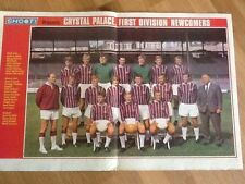 Crystal Palace Surname Initial P Football Prints & Pictures