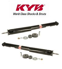 NEW Mercedes Benz C230 2002-2005 Pair Set of 2 Rear Shock Absorbers KYB 553605