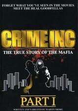 Crime Inc.: The True History of the Mafia: Part I [New DVD] Canada - Import