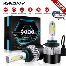 9006 HB4 LED Headlight Low Beam Bulb 6000K Cool Bright White 30Days Free Return