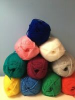 King Cole premier 100g dk yarn in 8 different colours