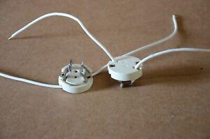 Tanning Bed Facial Lamp Socket for Ergoline and Mega Sun beds