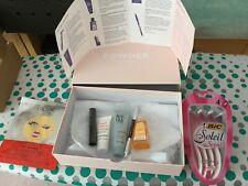 POWDER Beauty Draw 7 Items In Beautiful Box See Details Please BNIB 4951 RRP £40