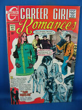 CAREER GIRL ROMANCES 59 VF+ 1970
