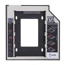 9.5mm Universal-SATA SSD 2. HDD Festplatte Caddy für CD / DVD-ROM Optische Bay