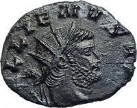 GALLIENUS son of Valerian I 260AD Authentic Ancient Roman Coin Uberitas i74244