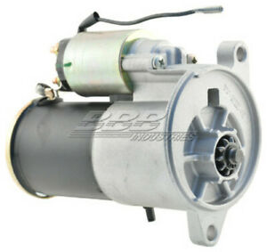 Remanufactured Starter  BBB Industries  6647