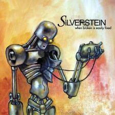 Silverstein - When Broken Is Easily Fixed - CD Excellent Condition