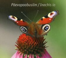 Estonia 2014 MNH Peacock Butterfly 4v S/A Booklet Butterflies Stamps