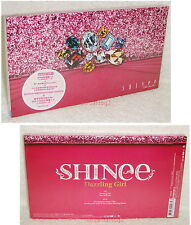 SHINee Dazzling Girl BOX Taiwan Ltd CD+DVD+11 Card [Japanese Language]