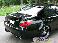 Painted AC Trunk Wing Roof Spoiler Lip 2004-2010 BMW E60 525i 528i 535i 550i 4Dr