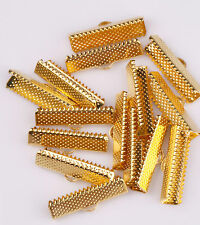 50PCS 8cm Buckle Clasps Lobster Screw Connector For Jewelry Necklace Bracelet