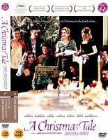 A Christmas Tale, Un conte de Noël (2008, Arnaud Desplechin) DVD NEW
