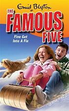 (EX-LIBRARY) Five Get Into A Fix: Book 17 (Famous Five) Blyton, Enid 0340931752