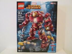 Lego Marvel Super Heroes set 76105 The Hulkbuster: Ultron Edition *BRAND NEW!*