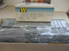 WALTHERS HO Airslide Covered Hopper 932-3657A GACX Road #56067-Unbuilt-NIB
