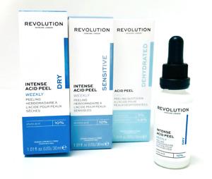 MAKEUP REVOLUTION Skincare Intense Peeling Solution - Acid Peels All Skin Types!